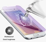 Membrana do vidro Tempered da Ultravioleta-Prova dos acessórios do telefone móvel para a galáxia S6 de Samsung