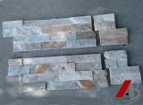 Pedra natural da cultura da ardósia para o revestimento da parede