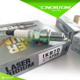 Bougie d'allumage de platine de l'iridium Ikr7d 4759 de laser de Ngk 4759