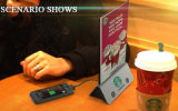 2016 de Nieuwste Chinese Batterij van de Bank 9000mAh van de Macht van het Aanplakbord/van het Menu voor Koffie/Staaf/Restaurant