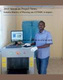 Anti-Terroristx-Strahl-Scanner für Botschaft, Hotels