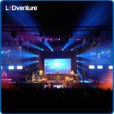 Grande LED affitto elettronico dell'interno della parete di colore completo per gli eventi, partiti, riunioni, congressi