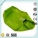 Bolso plegable portable del lavadero del hogar del bolso de Shoppping del poliester