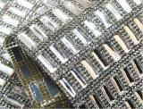 Rhinestone de costura del acoplamiento del palillo del Rhinestone del arreglo del Rhinestone del palillo caliente cristalino de la parte posterior para los accesorios (TP-087)