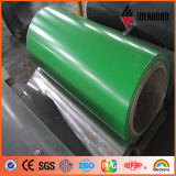 Rol van het Aluminium van de anti-Kras van Ideabond de Kleur Met een laag bedekte voor Decoratieve Comités