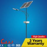 Luz de rua solar IP65 do diodo emissor de luz do prêmio novo 60W 80W 120W