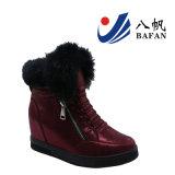2017 новый PU цвета вскользь ботинок 4 женщин способа для женщин или Ladybf1701148