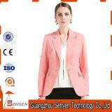 Куртка повелительниц офиса типа дела ткани Tr