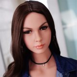 Muñeca artificial hermosa barata realista del sexo de la vagina
