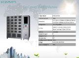 Máquina de Vending eletrônica do ovo da máquina de Vending do fechamento com sistema refrigerando