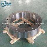 Precisione che lavora la rotella alla macchina esterna lavorante della parte d'acciaio di pezzo fucinato di CNC