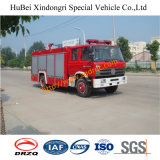 6ton Dongfengの特別な手段の泡の普通消防車Euro2
