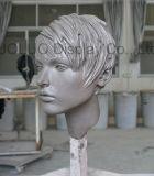 Манекен ODM реалистический женский головной для манекенов индикации