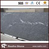 Noir brumeux normal de la Chine/par l'intermédiaire de Lactea/de fleuve noir/de Nero Branco/brames/tuiles grises granit de neige