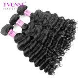 Da onda profunda barata do preço da boa qualidade cabelo indiano do Virgin