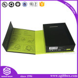 Magnetische Schliessen-Luxuxpappverpackender Papiergeschenk-Kasten