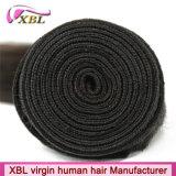 Xblの自然な見る7Aペルーの直毛の束