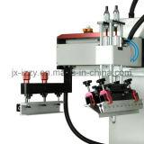 Máquina de impressão de papel automática da tela de seda para a venda