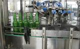 Ce Goedgekeurde het Vullen van het Flessenspoelen van het Glas Het Afdekken Machine voor Bier