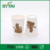 Qualitäts-kundenspezifischer gesunder einzelner Wand-Kaffee-Papiercup