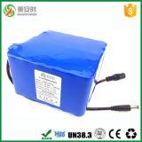 батарея Li-иона 3.7V Icr 18650 перезаряжаемые для блока батарей иона 14.8V Li