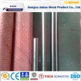 Ss 304 스테인리스 바 AISI 316 냉각 압연 둥글거나 편평한 바