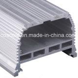 Perfil de alumínio para o cerco do amplificador (ISO9001 & TS16949 certificados)