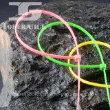 De plastic Zelfsluitende Nylon Goedgekeurde Banden van de Kabel met UV