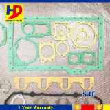 S4f 굴착기 디젤 엔진 부속을%s 가득 차있는 정밀검사 틈막이 장비