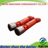 SWC projetou o tipo eixo de hélice/eixo de cardan para a maquinaria de borracha