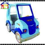 Piccolo giro blu del Kiddie della mucca per la macchina del gioco dell'oscillazione dei capretti