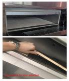 Печь газа выпечки горячего сбывания коммерчески (каменное основание для опционного)
