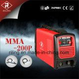 Soldador MMA Inversor com Ce (MMA-120P / 140P / 160P / 180P / 200P)
