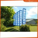 Самая лучшая продавая свободно конструкция рекламируя знамена пера