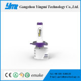 Lampadina automatica del faro di H4 H7 LED, faro H11 dell'automobile LED