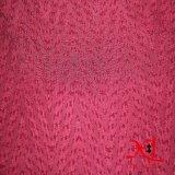 Maxi tessuto chiffon del raso della bella stampa per il vestito