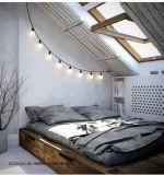 Revêtement en aluminium Toit en bois Fenêtre lucarne