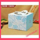 Изготовленный на заказ коробки прядильного кулича, коробка микстуры упаковывая