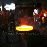 El forjar/forjó el borde del acero inoxidable