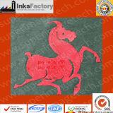 Tintas do Plastisol do Silkscreen para a indústria têxtil