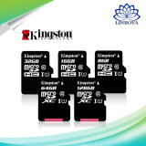 Cartão de memória 8/16/32/64/128GB Class10 micro SD para telefones espertos
