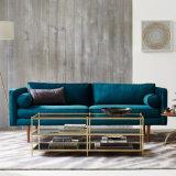 Sofà domestico cinese del tessuto della mobilia di disegno