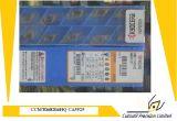 Kyocera Ccmt060204 Hq  도는 공구 탄화물 삽입을%s Ca5525 맷돌로 가는 삽입