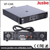 KTV/Stage/Show棒のためのXf-Ca6 PAシステム専門のオーディオ・アンプ450W