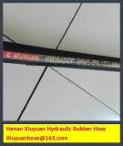 manguera resistente del petróleo hidráulico del manguito flexible de la presión 602-2b