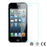 para el protector 9h de la pantalla del vidrio Tempered del iPhone 5 2.5D borran