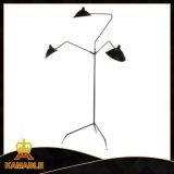 Moderner schwarzer Aluminiumanhänger-hängende Lichter (KA0181)