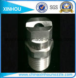 Gicleur plat de rondelle de Veejet d'humidification axiale en laiton de ventilateur