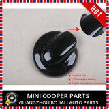 De Gloednieuwe ABS Plastic UV Beschermde Rode Kleur van uitstekende kwaliteit MiniRay Fuel Tank Covers voor Mini Cooper S R56