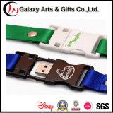 나일론 USB 섬광 드라이브 방아끈을 인쇄하는 주문 승화 이동